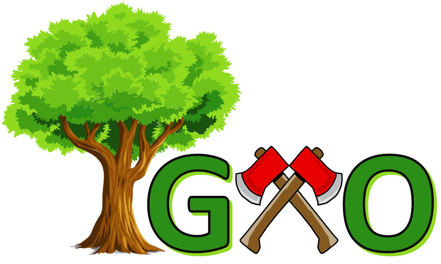Holzschlägerung-, bringung und Zerkleinerung
